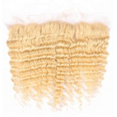 Factory raw indian human ear to ear swiss lace frontal closure hair