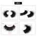 5 pairs Handmade 3d mink Natural Eye Lashes Stage Makeup False Eyelashes