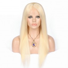 613 Straight Full Lace Wig Wholesale Blonde Brazilian Human Hair