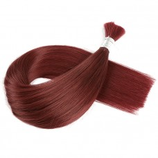 37 color Bulk Hair Factory Price Real Human Hair Top Quality Color Silky Straight