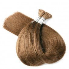 Bulk Hair Factory Price Real Human Hair Top Quality Color Silky Straight